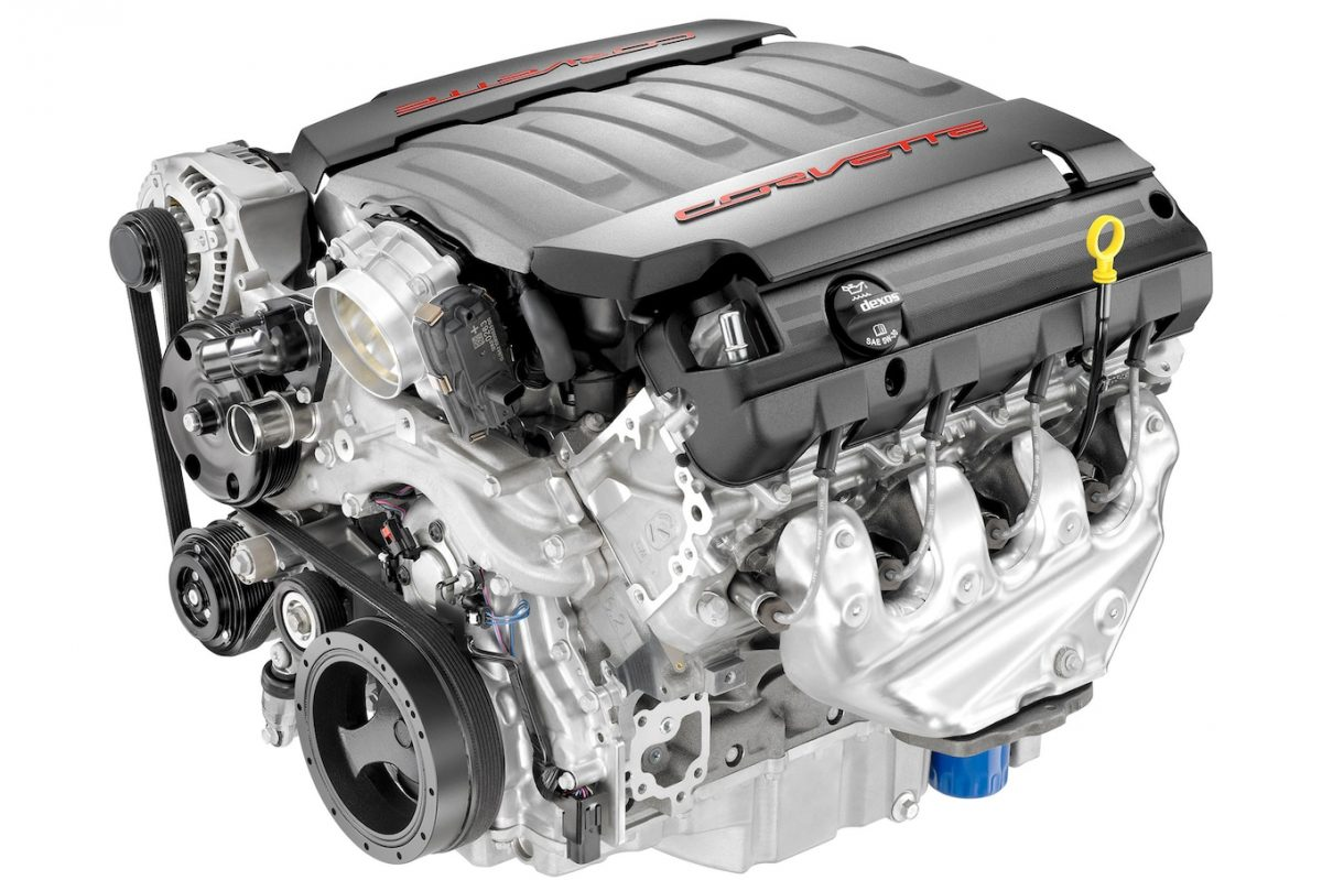 Buying Used Engines